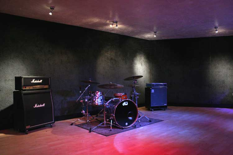 room 1 rehearsal room 1 rehearsal studio 1 recording studio. Black Bedroom Furniture Sets. Home Design Ideas