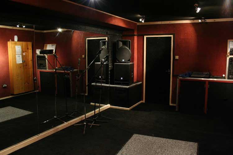 Room 3 Rehearsal Room 3 Rehearsal Studio 3 Recording Studio