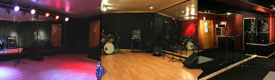 Rehearsal Rooms in South East London